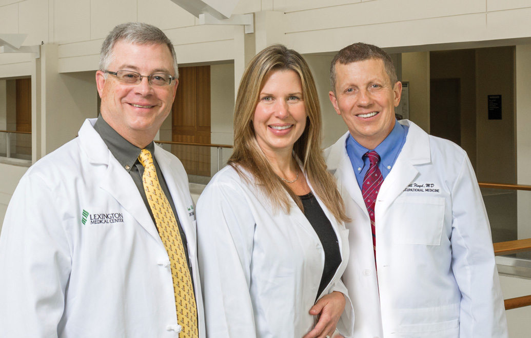 Occupational Health - South Carolina   Lexington Medical Center